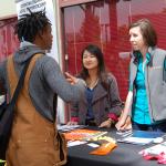 Job Seekers with Exhibitors